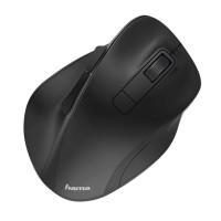 Mouse Wireless MW-500 Hama, 1600 dpi, 6 butoane, USB, senzor optic, Negru