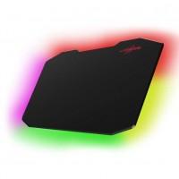 Mousepad gaming uRage, iluminare RGB, material polipropilena, Negru