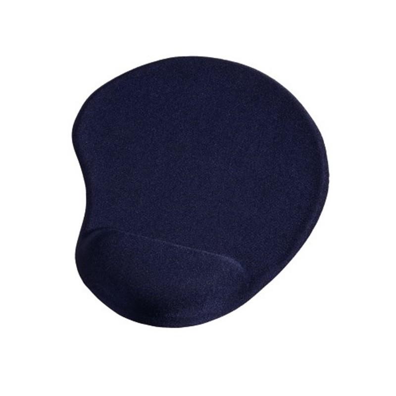 Mouse Pad mini Hama, 20 x 23 cm, ergonomic, Albastru 2021 shopu.ro