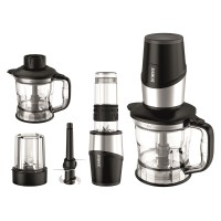 Blender Multimix 3 in 1 Samus, 600 W, Negru