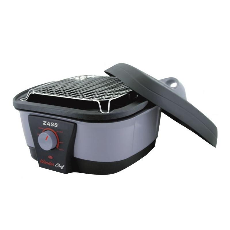 Multicooker Zass ZMFC 01, 1500W, 6 functii 2021 shopu.ro