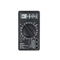Multimetru digital DT830 BUZ, negru