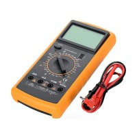 Multimetru digital DT9205A, carcasa antisoc