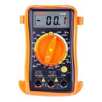 Multimetru digital KT30 Kemot, masurarea factorului de amplificare tranzistoare