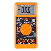 Multimetru digital KT890 Kemot, testare diode, masurare continuitate