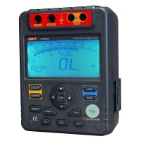 Multimetru pentru masurarea rezistentei de izolatie tip UT 512