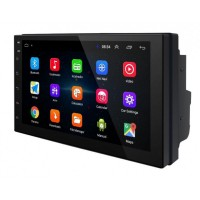 Navigatie auto Multimedia 7168, 2 x DIN, Android 8.1, GPS, Radio, display 7 inch, Quad Core