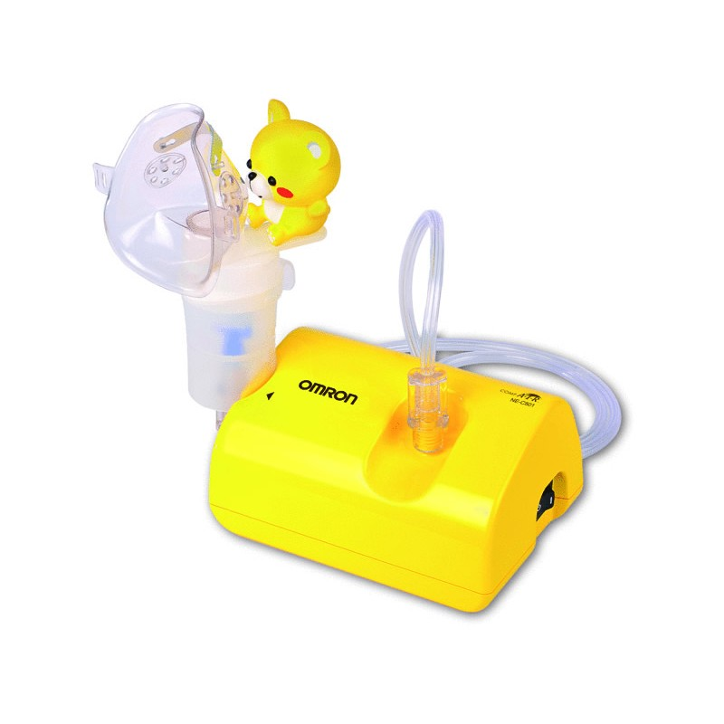 Nebulizator cu compresor Omron 801-KD, 7 ml