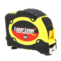 Nivela cu laser si ruleta multifunctionala Level Pro LV-07, 7.5 m