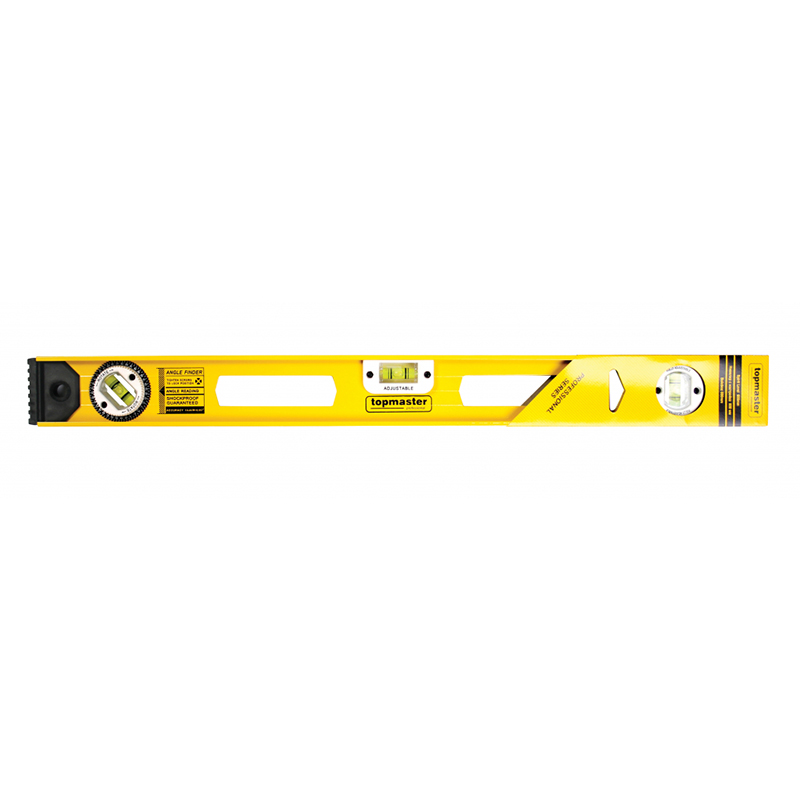 Nivela Top Master Pro, 1000 mm, 3 bule 2021 shopu.ro
