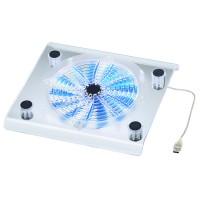 Cooler pentru laptop cu 1 ventilator XCM-828
