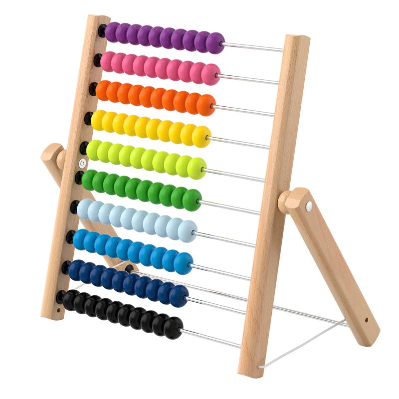 Numaratoare pentru copii, 39 x 18 x 33 cm, 3 ani+, Multicolor 2021 shopu.ro