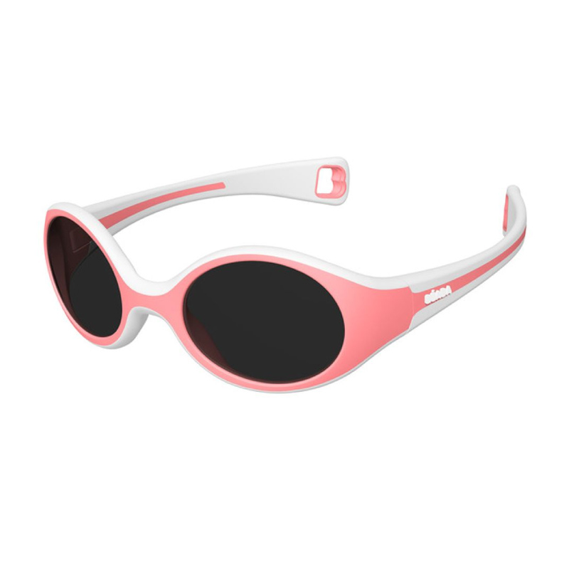 Ochelari de soare 360 Pink Beaba, flexibili, 3 luni+, protectie 3, marime S 2021 shopu.ro