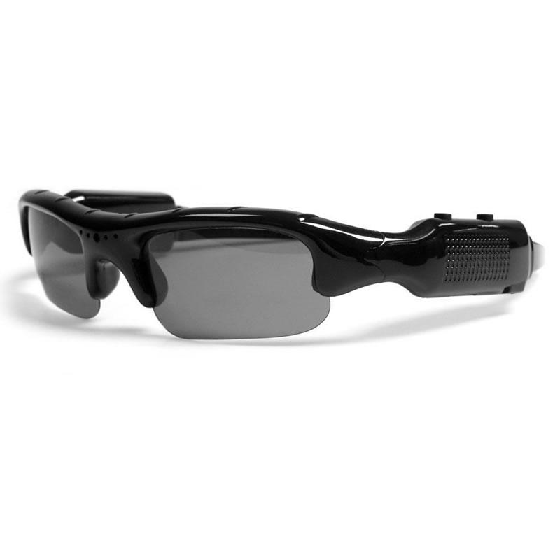 Ochelari de soare cu camera video, maxim 16 Gb