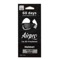 Odorizant auto Helmet Airpro, aroma Velvet Mask