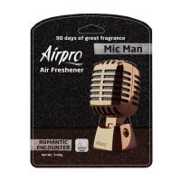 Odorizant tip microfon Mic Man Airpro, aroma Romantic Encounter