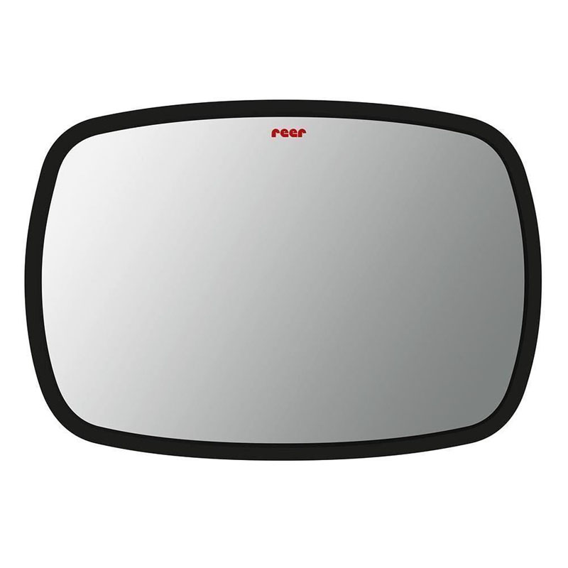 Oglinda auto BabyView Reer, 24 x 19 cm, 0 luni+ 2021 shopu.ro