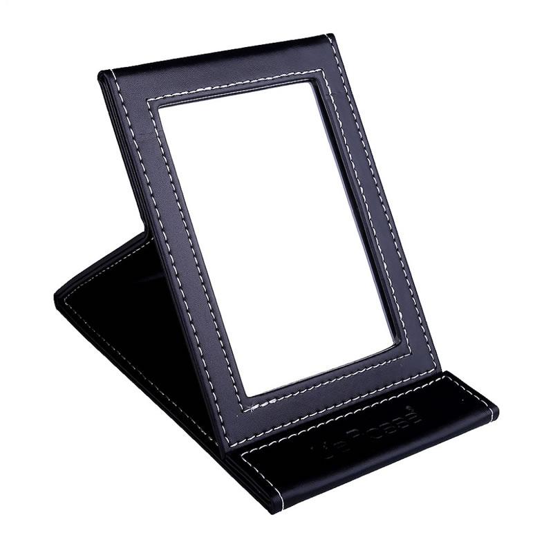 Oglinda pentru cosmetica Lila Rossa, negru 2021 shopu.ro