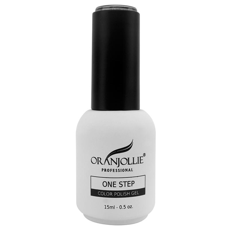 Oja 3 in 1 Oranjollie One Step, 15 ml, numarul 007