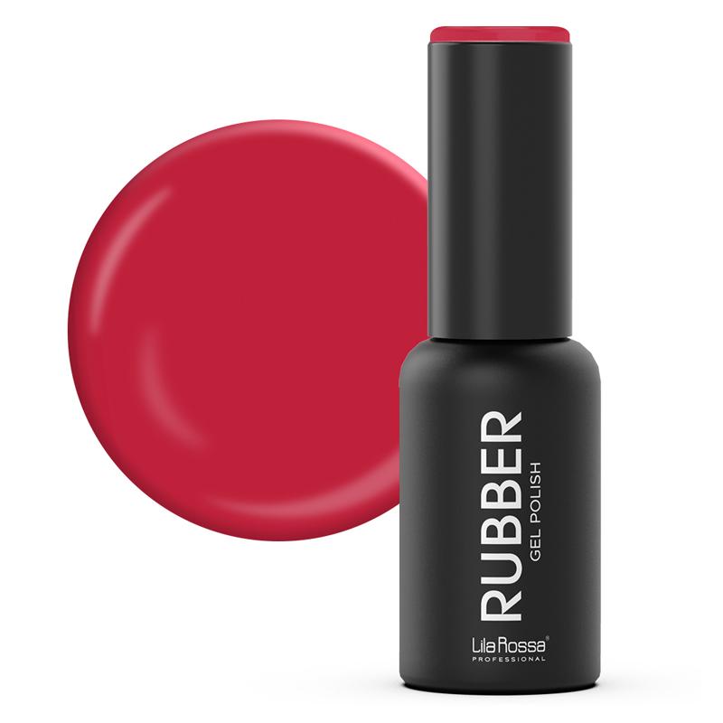 Oja semipermanenta Rubber Lila Rossa 012, 7 ml, Scarlett 2021 shopu.ro