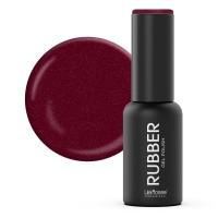 Oja semipermanenta Rubber Lila Rossa 030, 7 ml, Metalic Passion