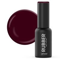 Oja semipermanenta Rubber Lila Rossa 043, 7 ml, Marsala