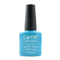 Oja semipermanenta soak off Blue Canni 036, 7.3 ml