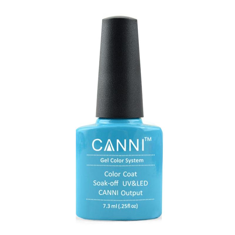 Oja semipermanenta soak off Blue Canni 036, 7.3 ml