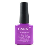 Oja semipermanenta soak off Purple Canni 165, 7.3 ml