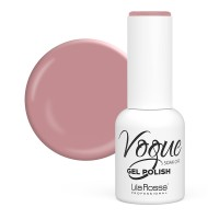Oja semipermanenta 05 Vogue Lila Rossa, 10 ml, Dusty Rose