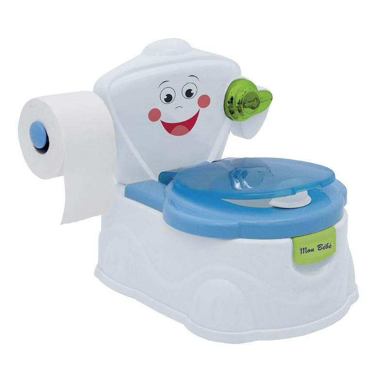 Olita cu reductor Mon Bebe, recipient detasabil, model toaleta 2021 shopu.ro