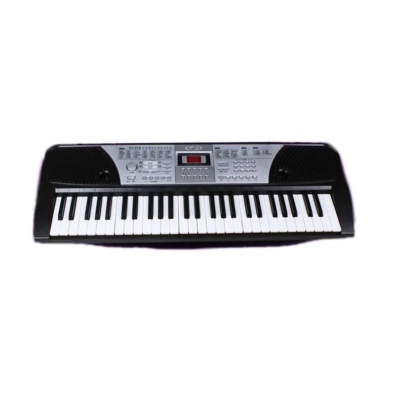 Orga electronica XY-218, 54 clape, microfon inclus 2021 shopu.ro