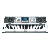 Orga electronica MK-810, MP3, 61 clape, 8 percutii 128 ritmuri, 10 melodii, afisaj LCD