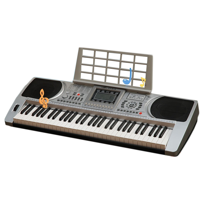 Orga electronica XY-613, 61 clape, USB, MP3, Bluetooth