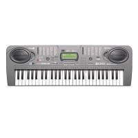 Orga electronica cu 54 clape MQ-808USB, microfon si USB/MP3
