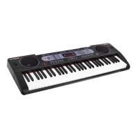 Orga electronica MQ-607, 61 de clape, USB, 200 ritmuri/200 tonuri, microfon inclus