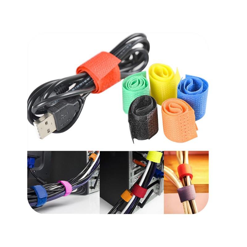 Organizator cabluri cu scai Cable Tie