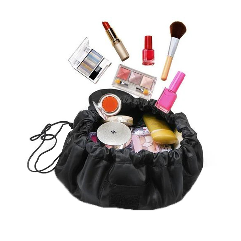 Organizator cosmetice Expess Cosmetic, prindere snur, material plusat