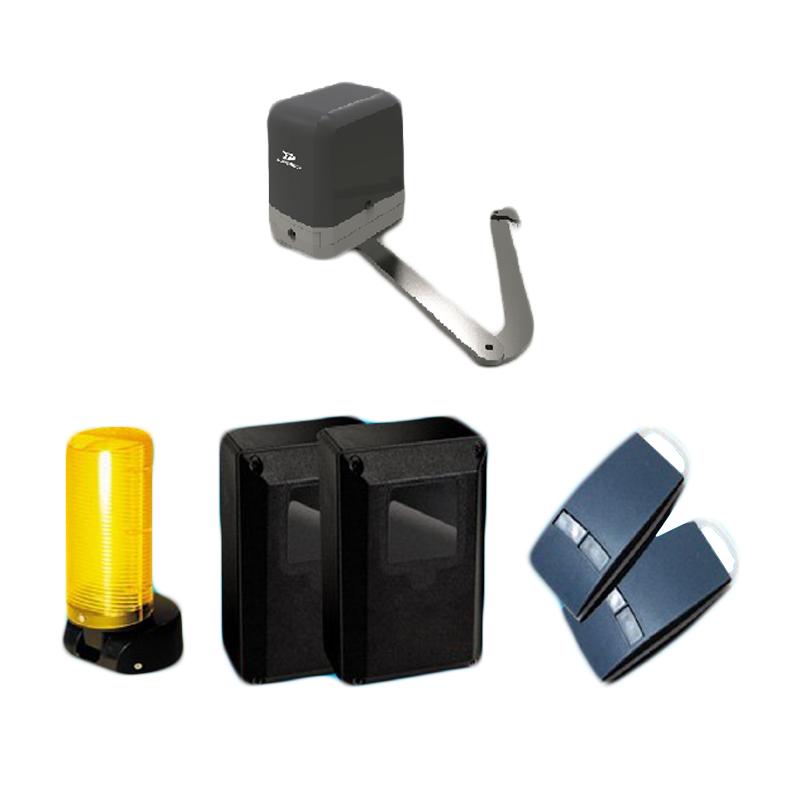 Kit pentru porti batante Powertech PA-250, 2 telecomenzi