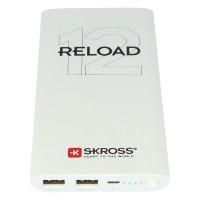 Acumulator portabil Skross, 12000 mAh, USB