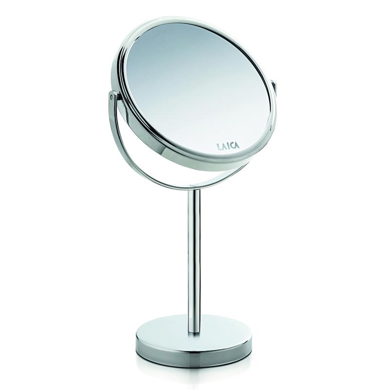 Oglinda cosmetica cu picior Laica PC5003, factor marire 7x 2021 shopu.ro