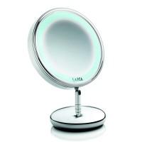 Oglinda cu iluminare LED Laica PC5004, factor marire 5x