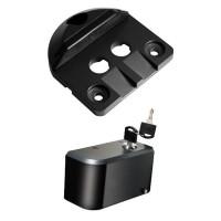 Yala electrica Powertech PEL-1, protectie cauciuc