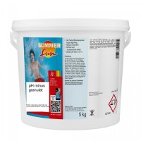 Granule PH minus pentru piscina Summer Fun, 5 kg