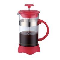 Filtru manual de cafea Peterhof, 800 ml, Rosu