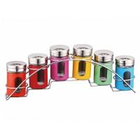 Set condimente Peterhof, 7 piese, Multicolor