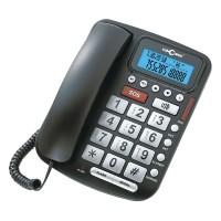 Telefon cu fir 5030 Concorde, LCD, Negru