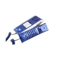 Telefon cu fir 550 Concorde, LED, Albastru