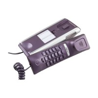 Telefon cu fir 550 Concorde, LED, Mov