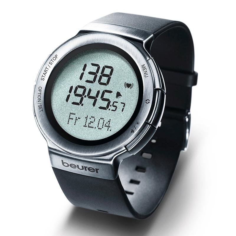 Ceas digital monitorizare puls Beurer, 5 nivele 2021 shopu.ro